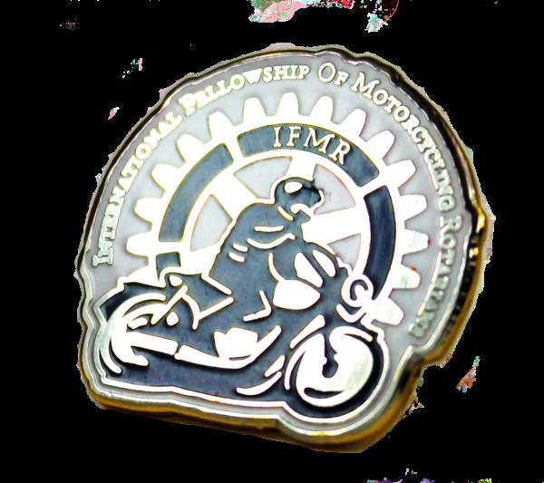 IFMR Logo Pin