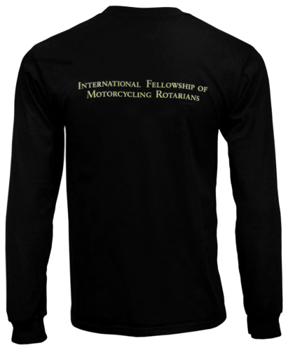 Long sleeve, Chapter Version black